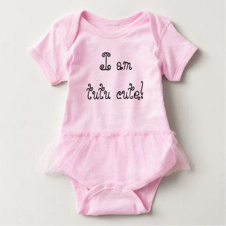 Tutu Cute! Baby Bodysuit