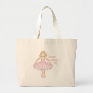 Tutu Cute (Blonde) – Tote Bag