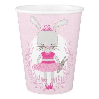 Tutu Cute Bunny Paper Cup