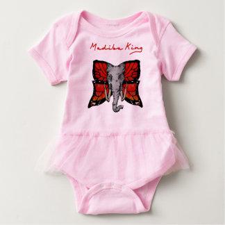 Tutu for baby baby bodysuit