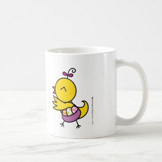 Tutu la Chick Mug