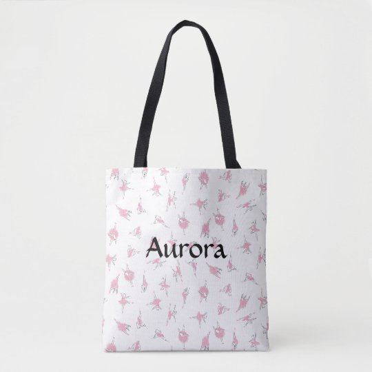 Tutu Love Tote Bag