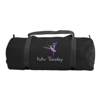 Tutu tuesday gym bag