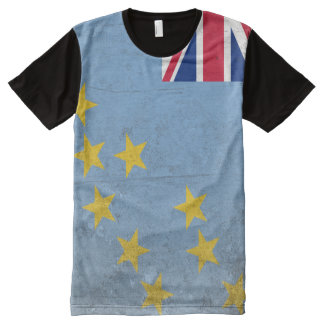 Tuvalu All-Over-Print T-Shirt