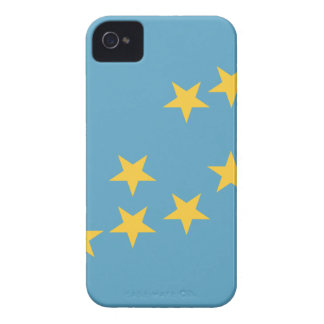 Tuvalu iPhone 4 Case-Mate Cases