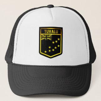 Tuvalu Emblem Trucker Hat