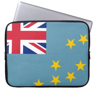 Tuvalu Flag Laptop Sleeve