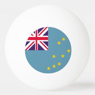 Tuvalu Flag Ping-Pong Ball