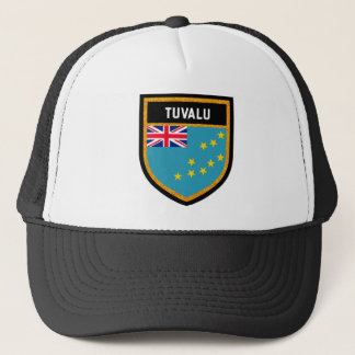 Tuvalu Flag Trucker Hat