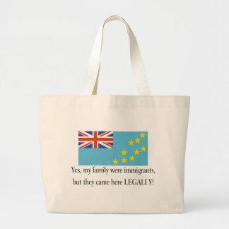 Tuvalu Jumbo Tote Bag