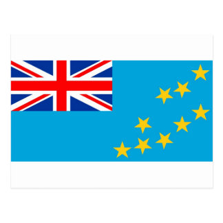 Tuvalu Postcard