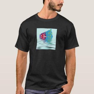 Tuvalu sinking - Global warming T-Shirt
