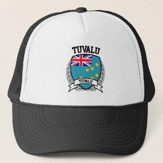 Tuvalu Trucker Hat