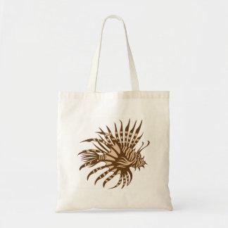 Tuwa Lionfish Tote Bag