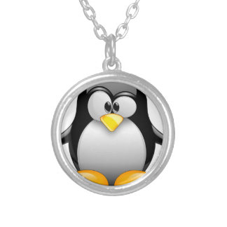 tux-1531289_640 silver plated necklace
