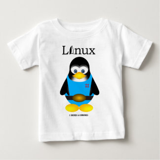 Tux (Linux) Baby T-Shirt