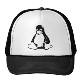 Tux Penguin - (Linux, Open Source, Copyleft, FSF) Hat