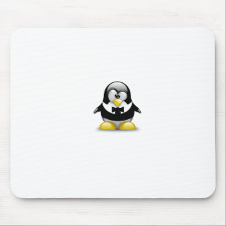 Tux series mouse pad