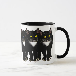 Tuxedo Cat gifts & greetings Mug