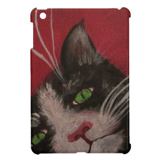 tuxedo cat i-pad mini case iPad mini cover