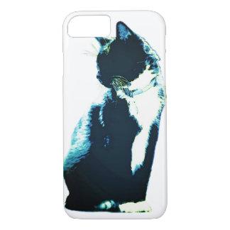 Tuxedo Cat iPhone 7 Case