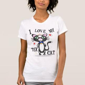 Tuxedo Cat Lover Women's T-Shirt