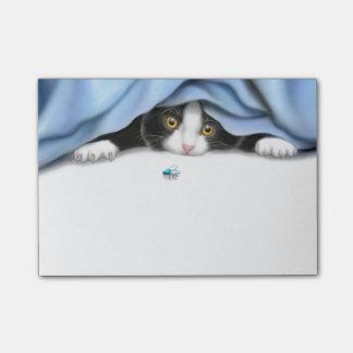 Tuxedo Kitten Bug Hunter Notes