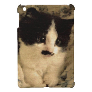 Tuxedo Kitten iPad Mini Cases