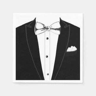Tuxedo Napkin
