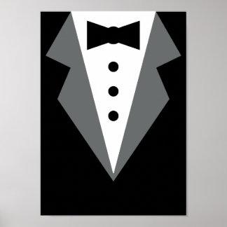 Tuxedo Poster