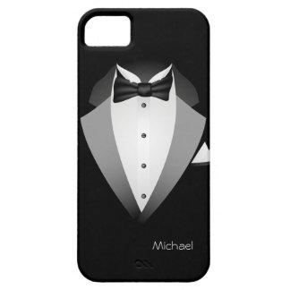 Tuxedo Suit iPhone 5 Cover