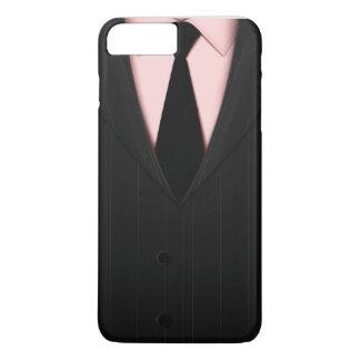 TUXEDO SUIT PINK iPhone 7 PLUS CASE