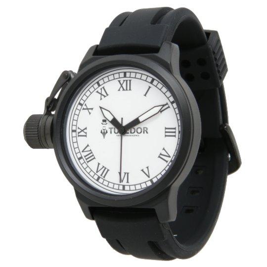 Tuxedor watch