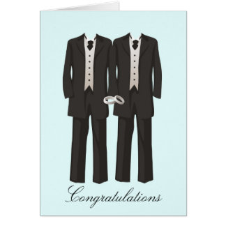 Tuxedos Card