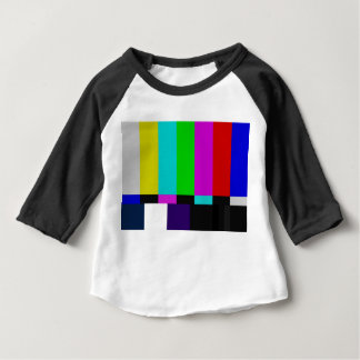 TV bars color test Baby T-Shirt