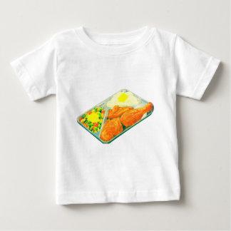 TV Dinner Baby T-Shirt