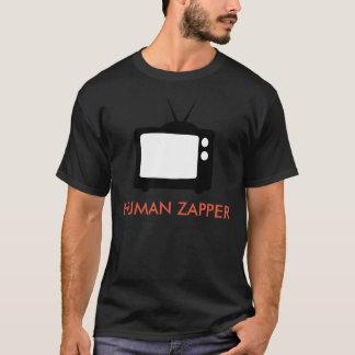 TV Human Zapper Funny Shirt