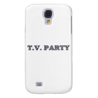 TV Party Samsung Galaxy S4 Cases