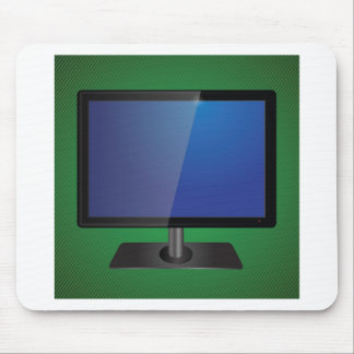 tv screen mouse pad