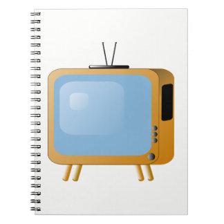 TV Set Notebook