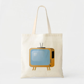 TV Set Tote Bag