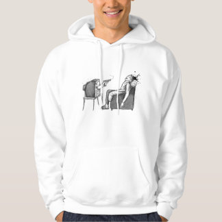 TV will kill you! Hoodie