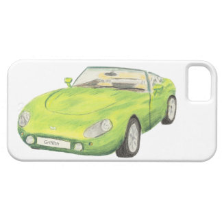 TVR Griffith phone case