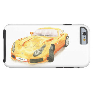 TVR Sagaris iPhone 6 case