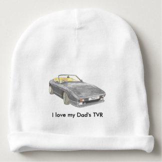 TVR Tasmin baby beanie