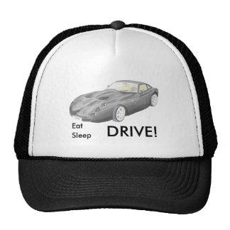 TVR Tuscan cap Trucker Hat