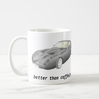 TVR Tuscan car mug, better than caffeine Coffee Mug