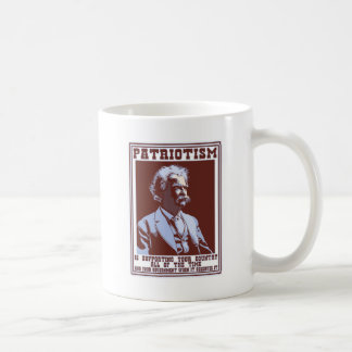 Twain - Patriotism Coffee Mug