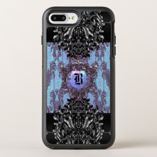 Twainlore Becca Gothic Monogram OtterBox Symmetry iPhone 8 Plus/7 Plus Case