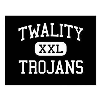 Twality - Trojans - Junior - Tigard Oregon Postcard